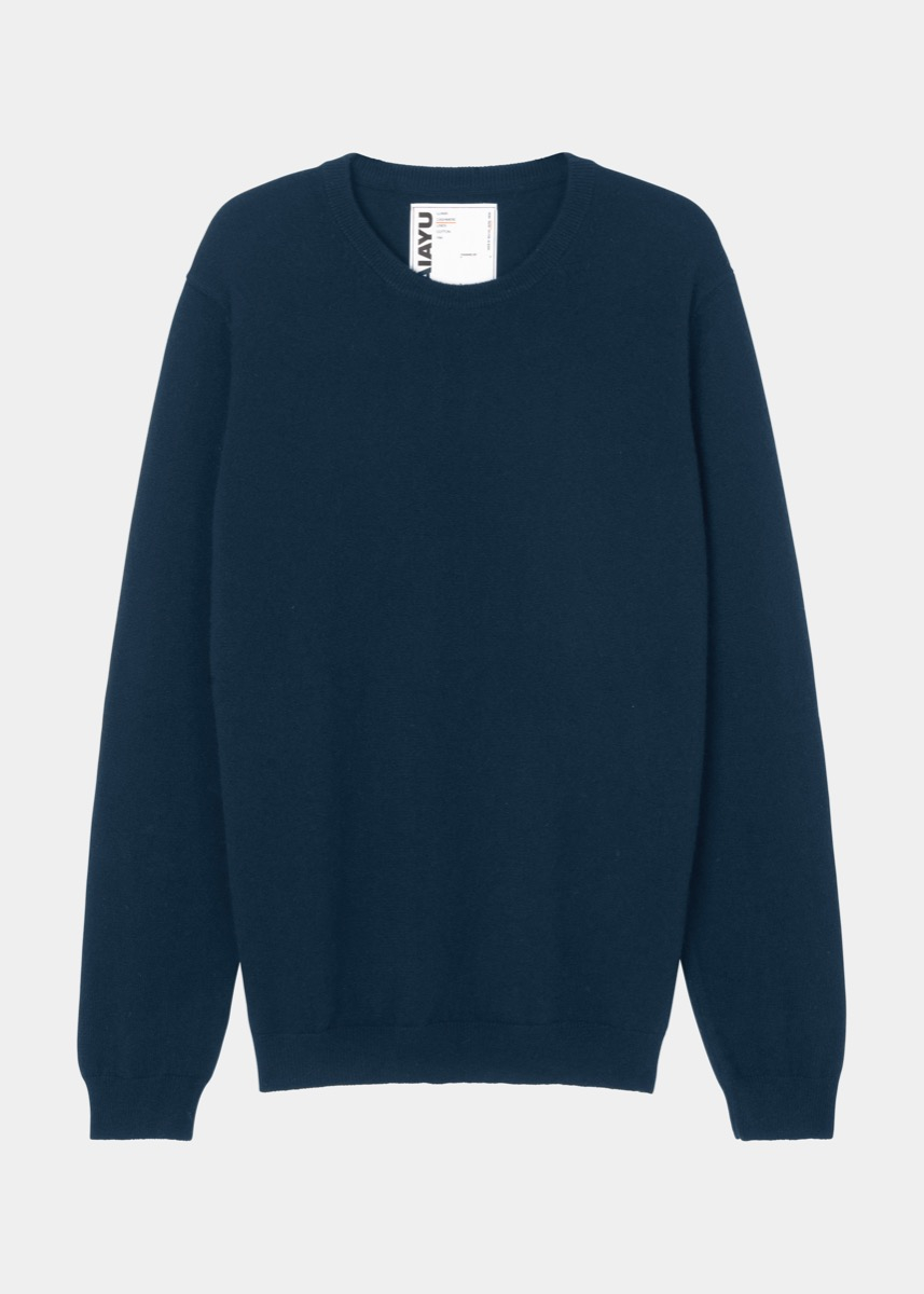 Leo cashmere pullover Thumbnail