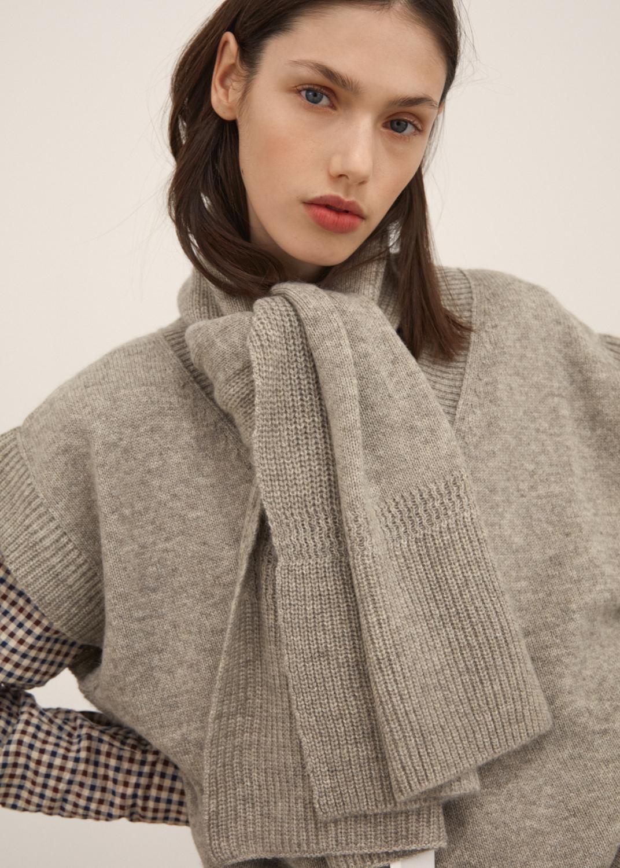Scarfs - Abelone scarf Thumbnail