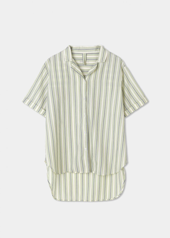 Shirts - Agnes Tiny Stripe Thumbnail