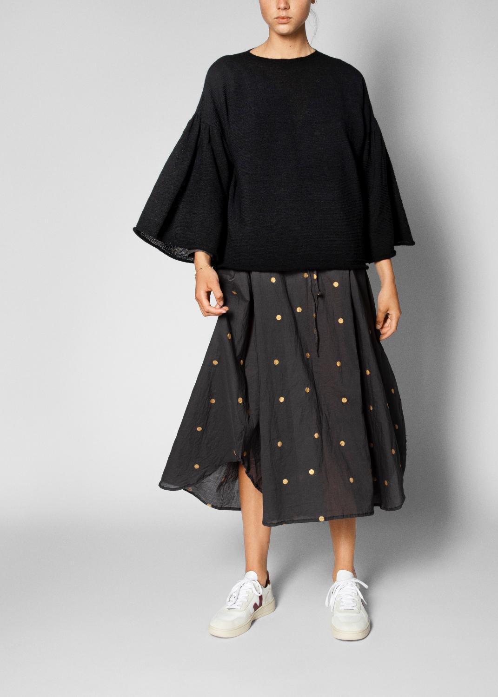 Dresses & Skirts - Golden Dot Skirt Thumbnail