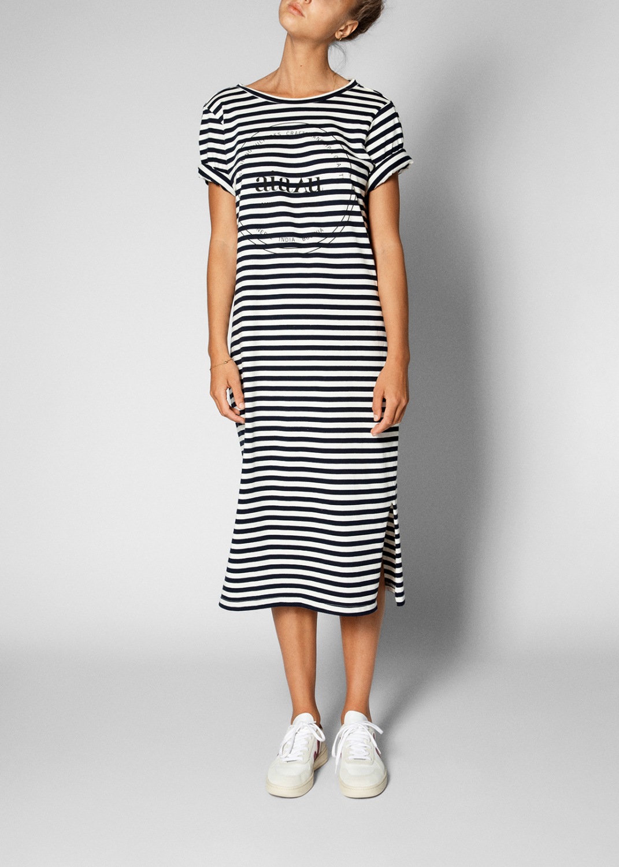 KJOLER & SKJØRT - Printed Tee Dress Thumbnail