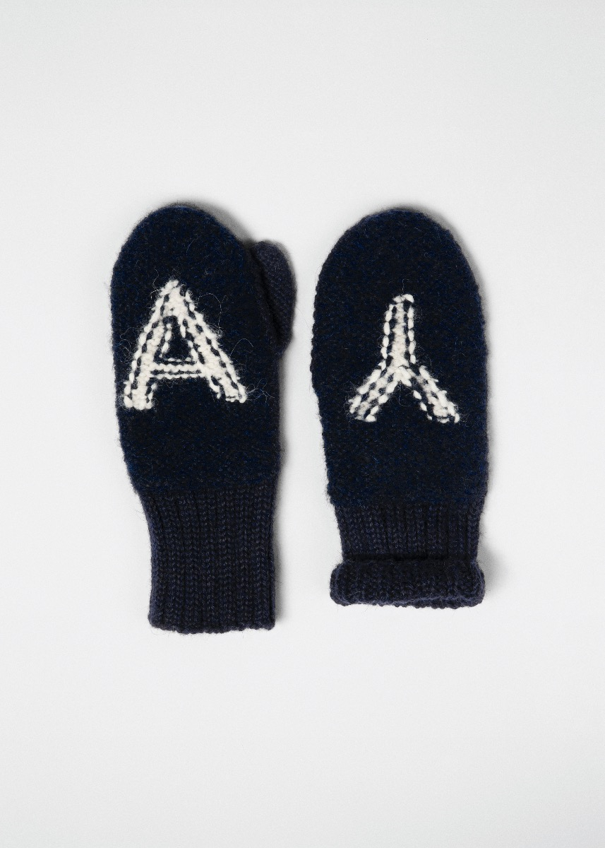Winter Handknit Mittens