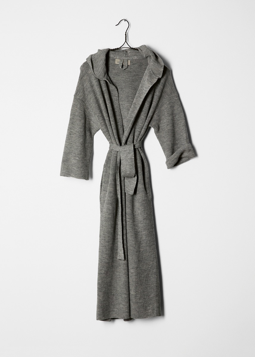Lounge - Calla Knitted Bathrobe Thumbnail