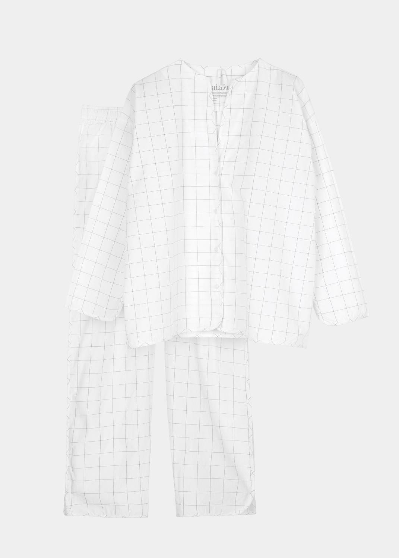 Lounge Wear - Pyjamas - Checks Thumbnail