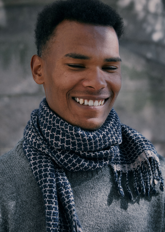 Halstørklæder - Troche tørklæde 22x170 Thumbnail