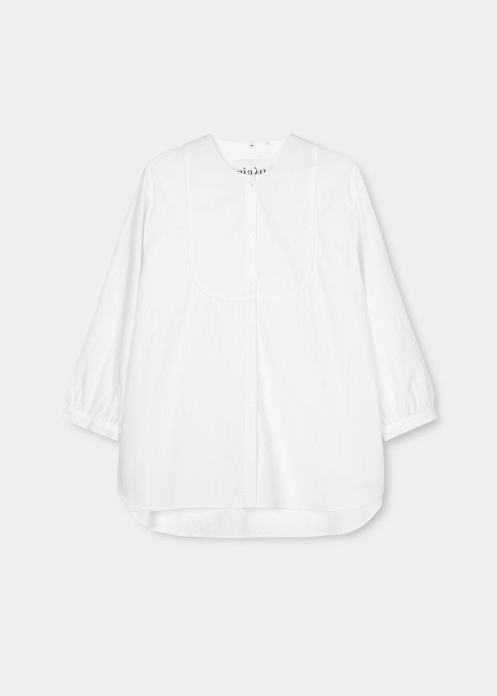 Skjorter - Angela Shirt Seersucker Thumbnail