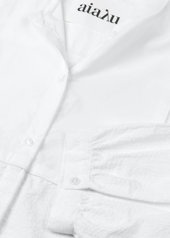 Blusen - Angela Shirt Seersucker Thumbnail