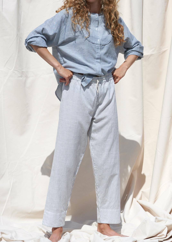 Pants & Shorts - Lilja Pant Striped Thumbnail