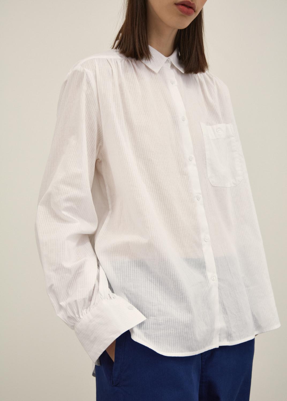 Shirts - Anna Long Sleeve Line Thumbnail