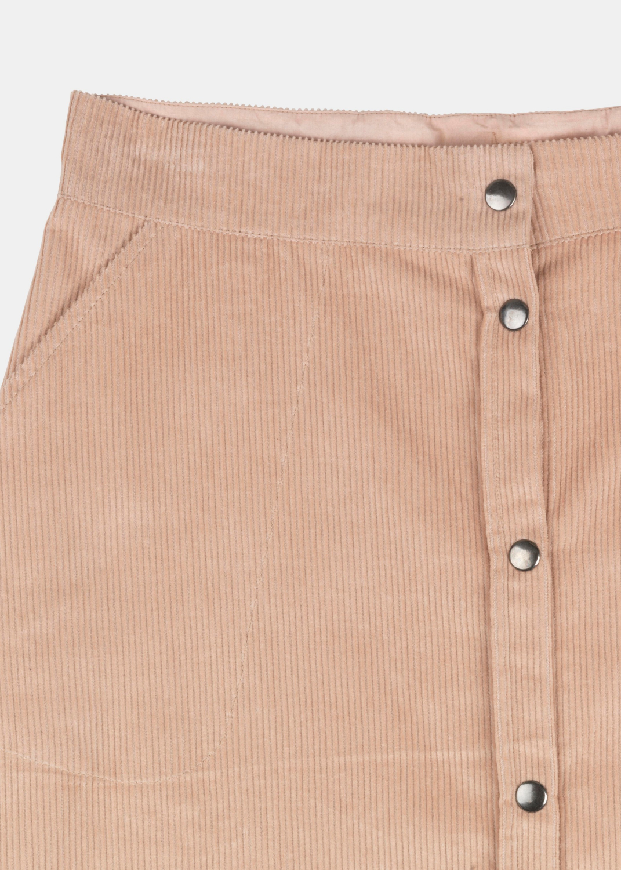 Kjoler & nederdele - A-shape nederdel fløjl Thumbnail