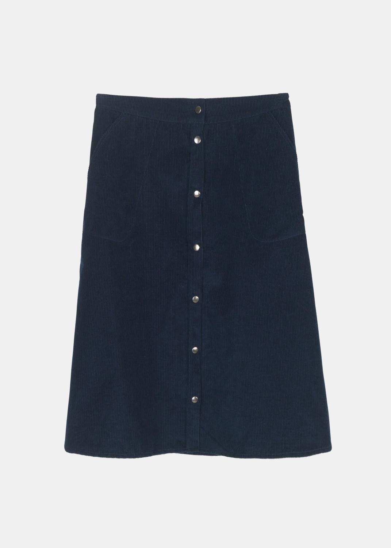 Dresses & Skirts - A-shape Skirt Corduroy Thumbnail