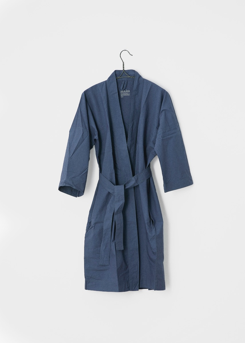 Bathrobes - Heavy Poplin Bathrobe Thumbnail