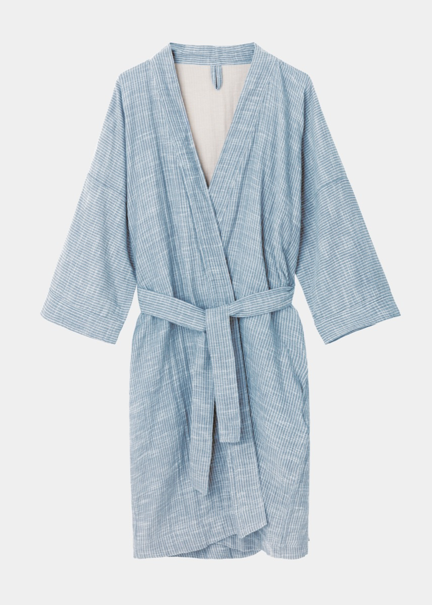 Bathrobes - Bathrobe Striped Thumbnail