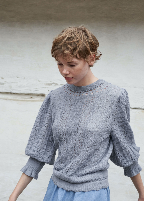 Strickwaren - Bellerose Knit Blouse Thumbnail