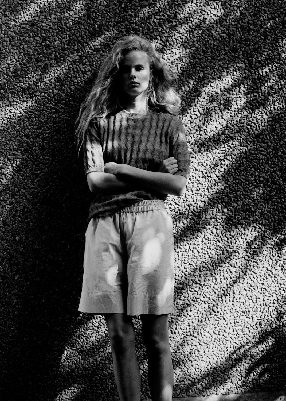 Blouses & Tees - Birgitte knit blouse Thumbnail