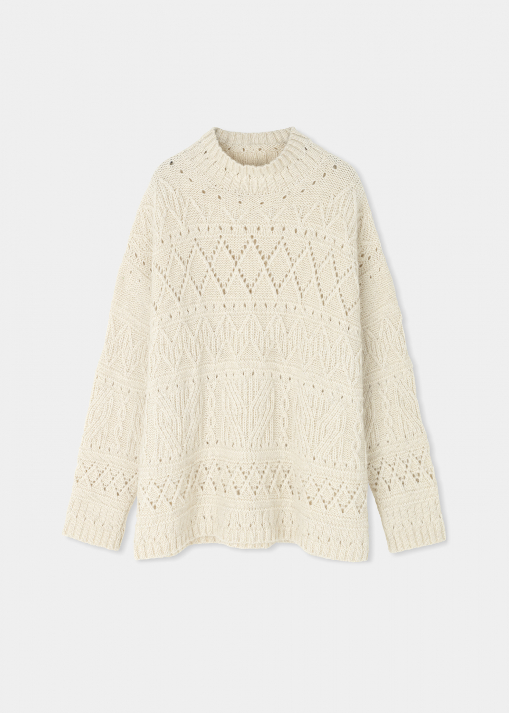 Knits - Blanca sweater Thumbnail