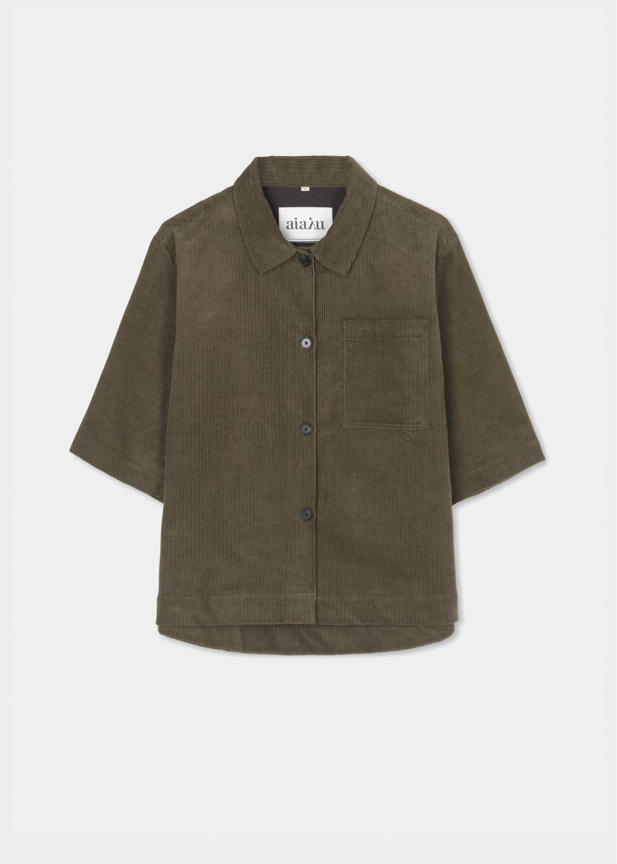 Shirts - Box Shirt Corduroy Thumbnail