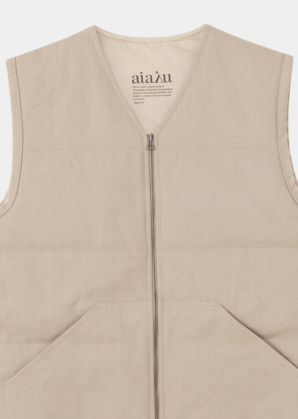 Outerwear - Camp Gilet Vest