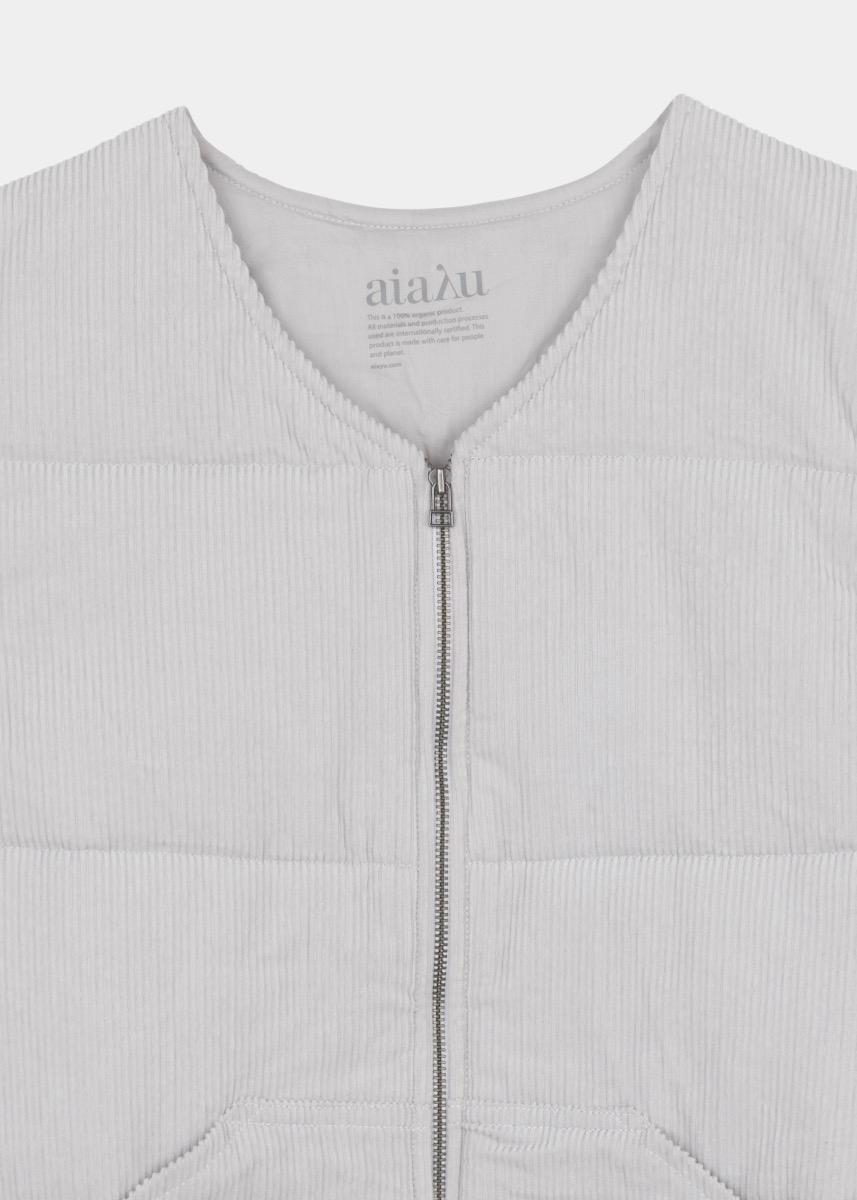 Outerwear - Camp Gilet Corduroy Vest Thumbnail