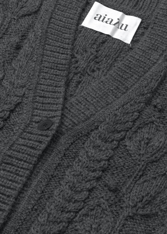 Knitwear - Catmint vest Thumbnail