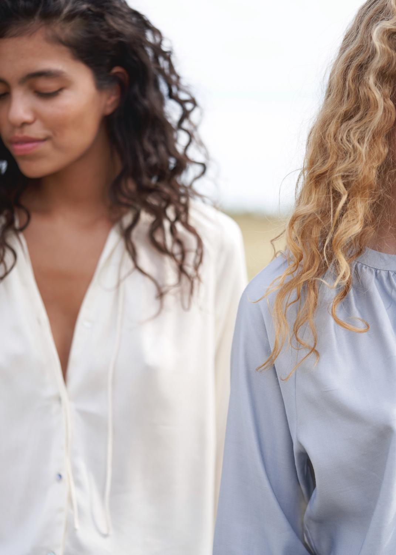 Blusen - Chloe Shirt Silk Thumbnail