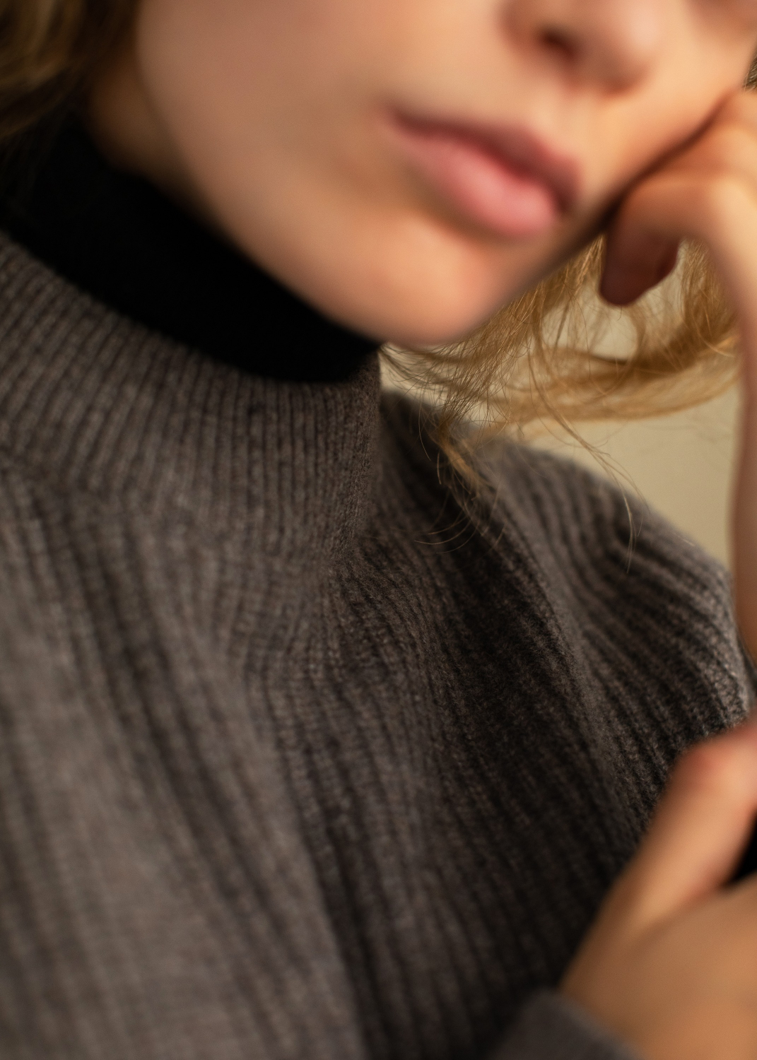 Strickwaren - Christine Cashmere sweater Thumbnail