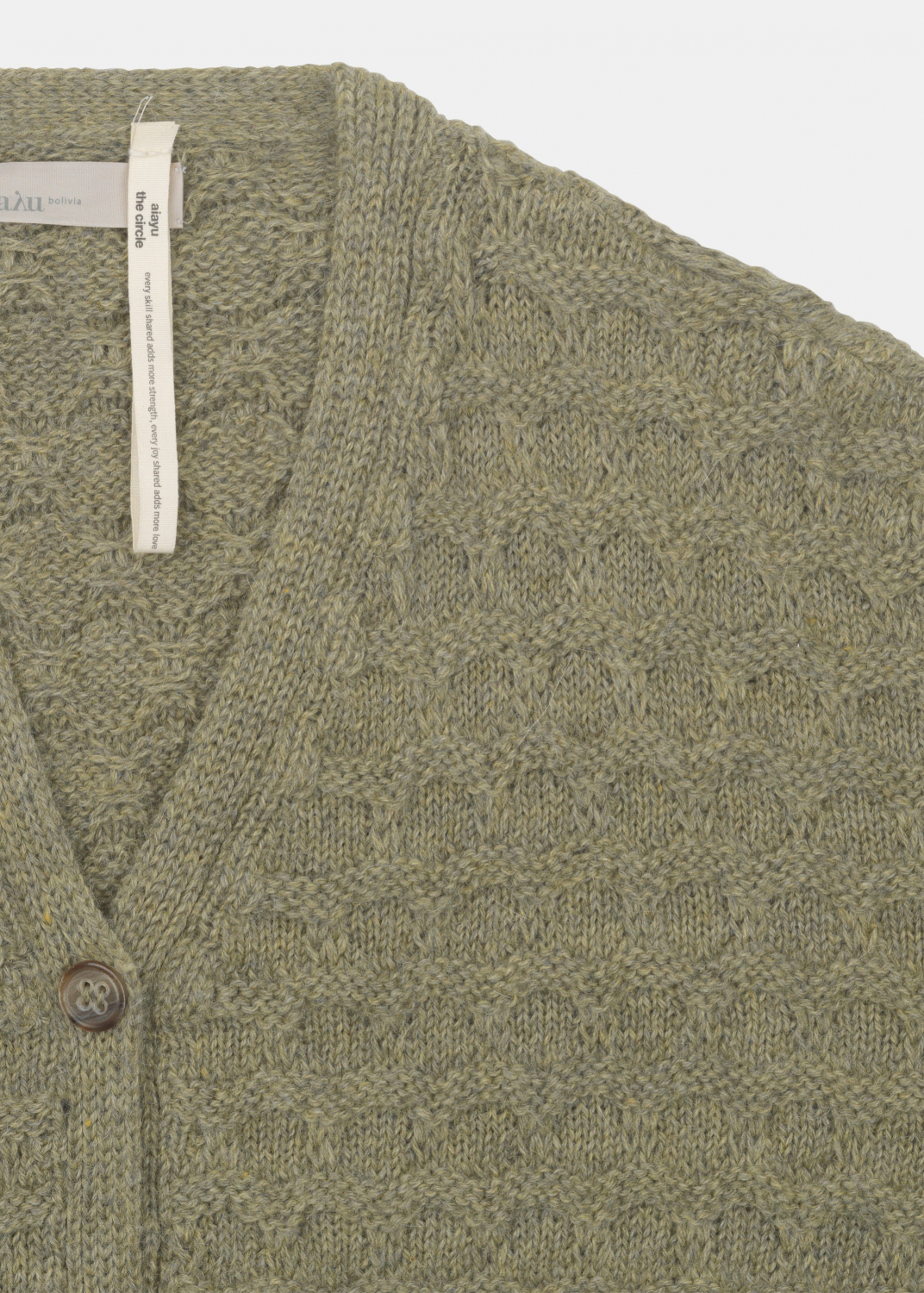 The Circle Collection - Circle Hanne Cardigan Thumbnail