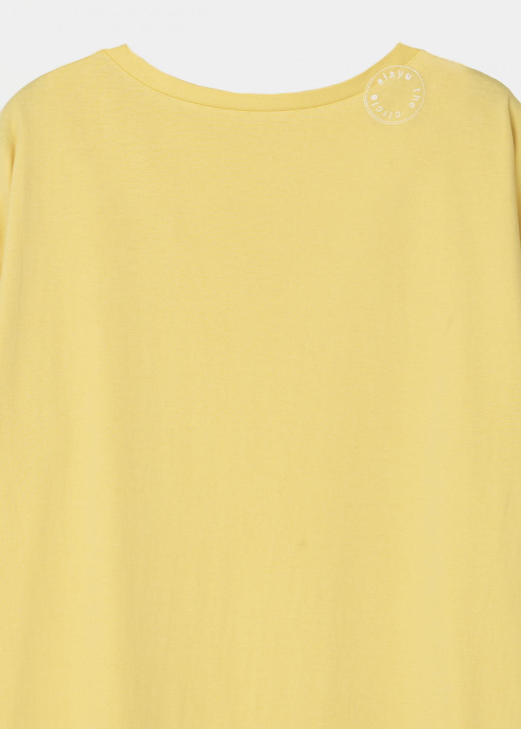 The Circle Collection - Circle Logo Tee Dress Thumbnail
