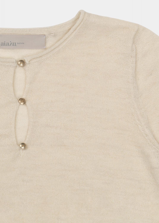 The Circle Collection - Circle Lis Knit Blouse Thumbnail