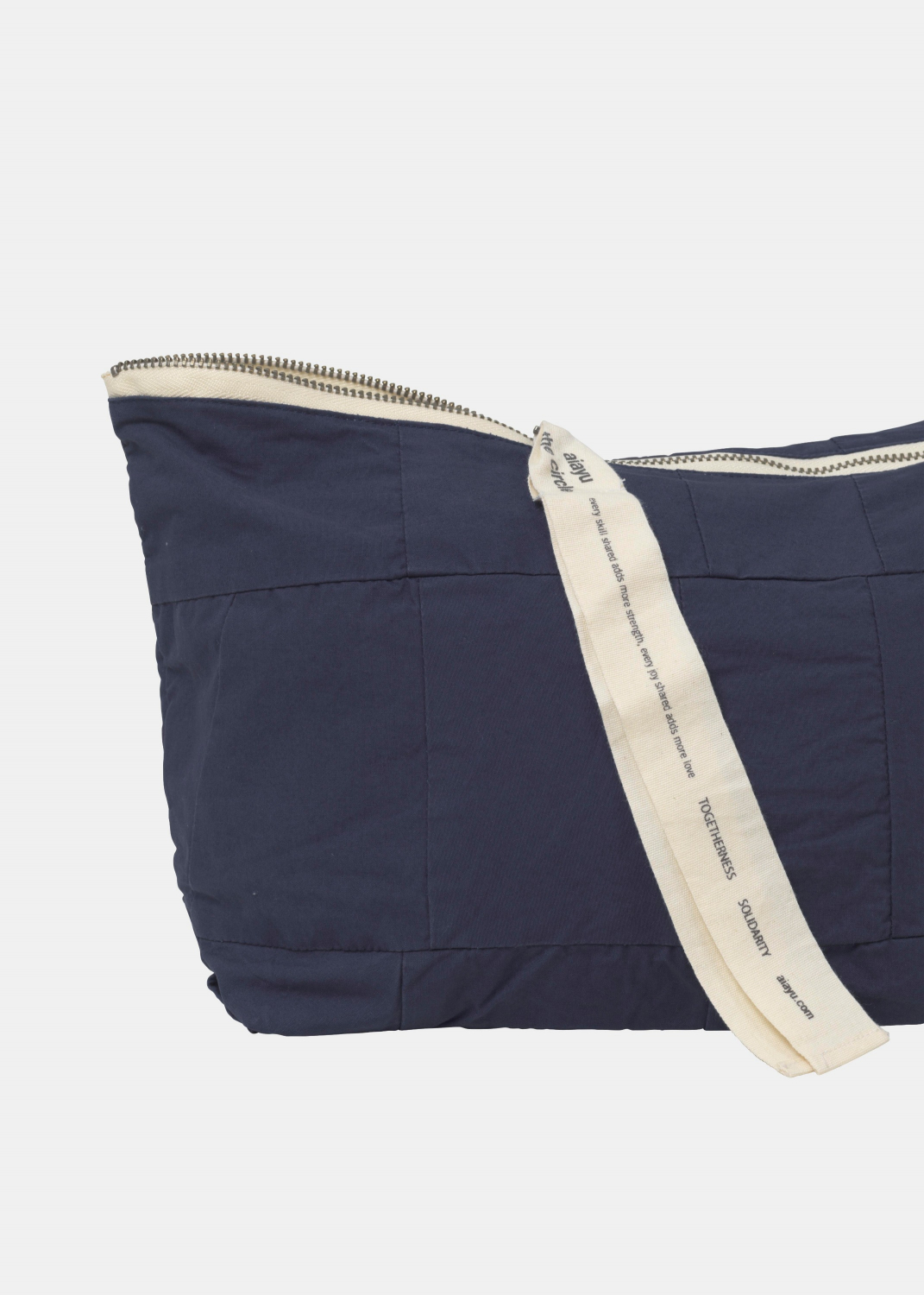 The Circle Collection - Circle Patchwork Pouch