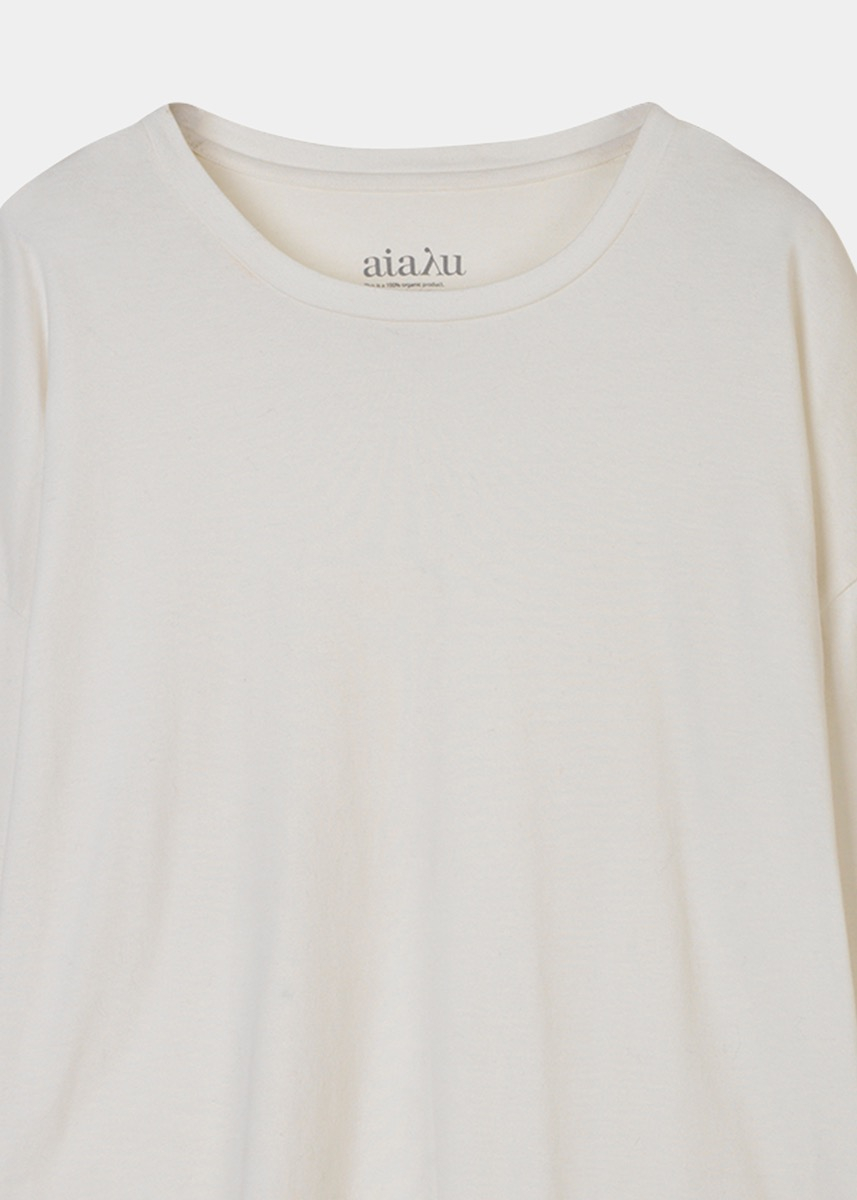 Blouses & Tees - Dropped Shoulder Tee