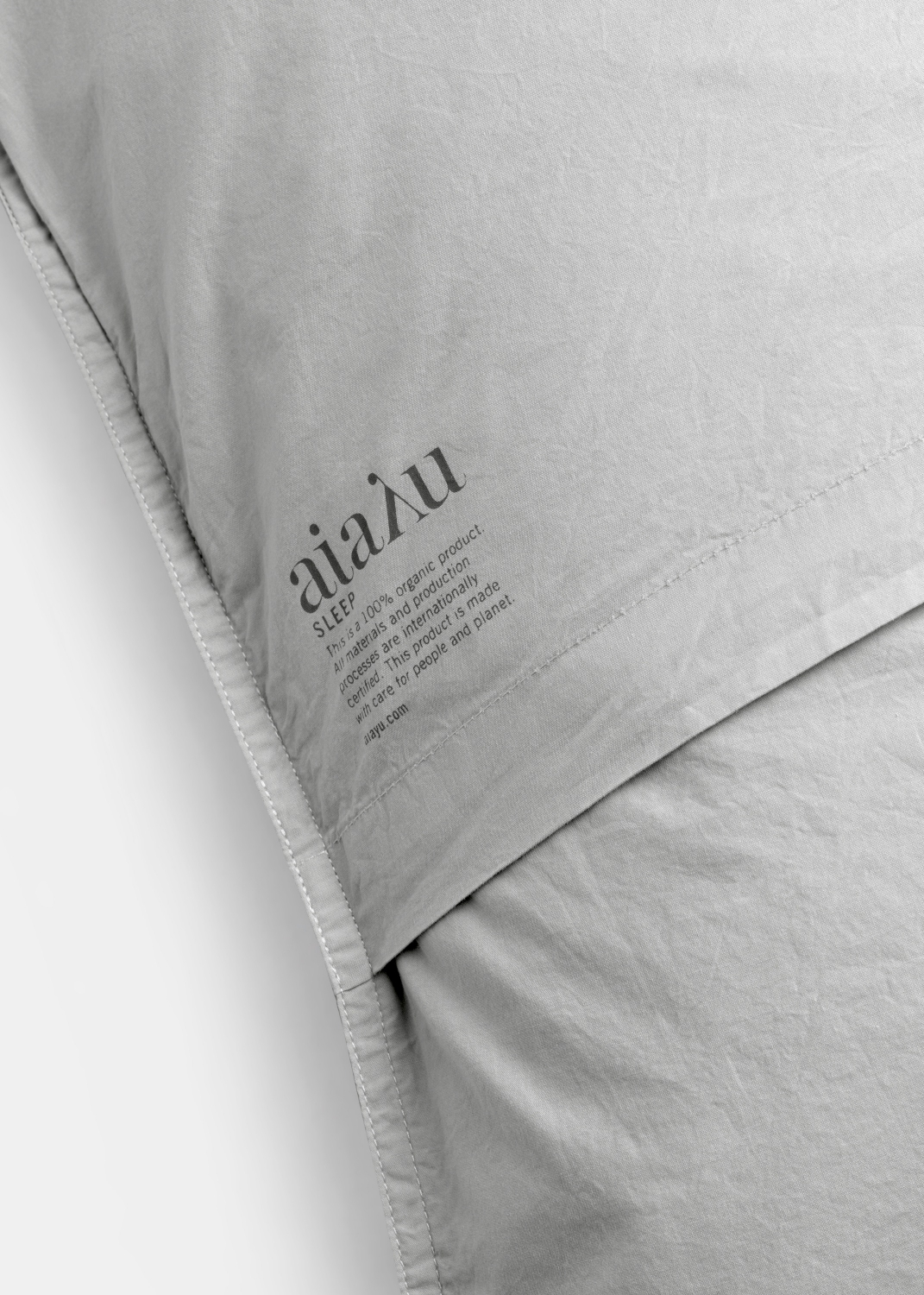 Bedlinen - Aiayu DOMUS Sleep Duvet SET (140x220 + 1 pillow case) Thumbnail
