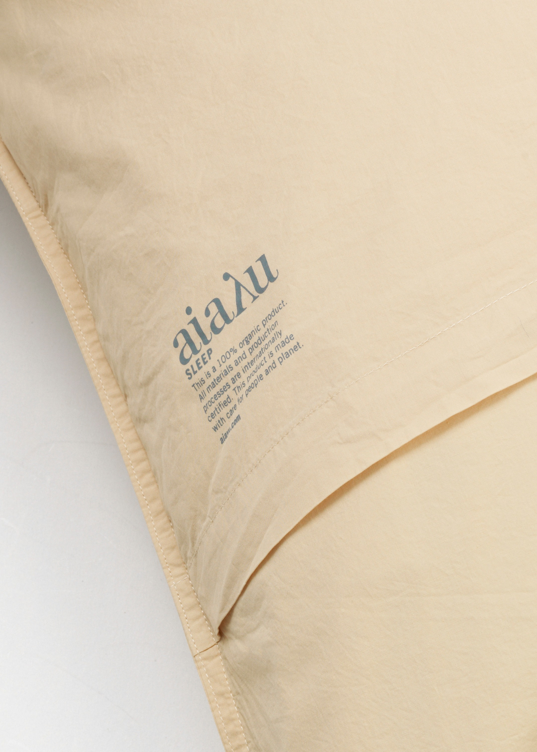 Bedlinen - Aiayu Domus Sleep Duvet Set Single XL (140x220 + 1 pillow case)  Thumbnail