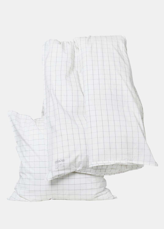 Bedlinen - Duvet set Checked 150x210 (SE size) Thumbnail