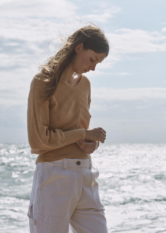 Blouses & Tees - Eisha knit blouse Thumbnail