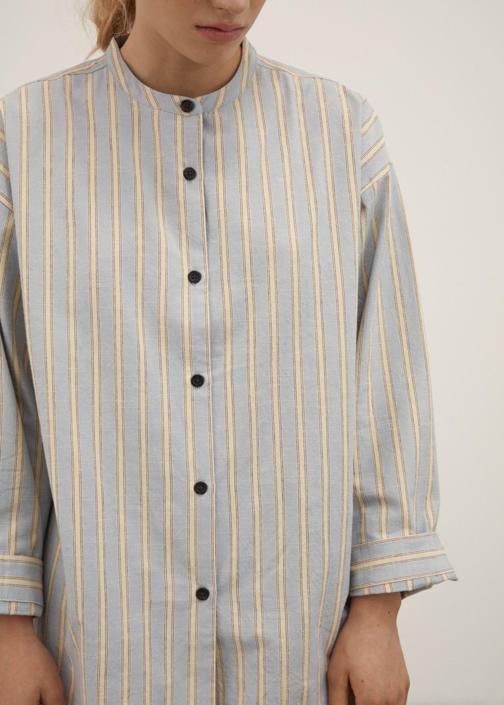 Skjorter - Faith Shirt Slub Thumbnail