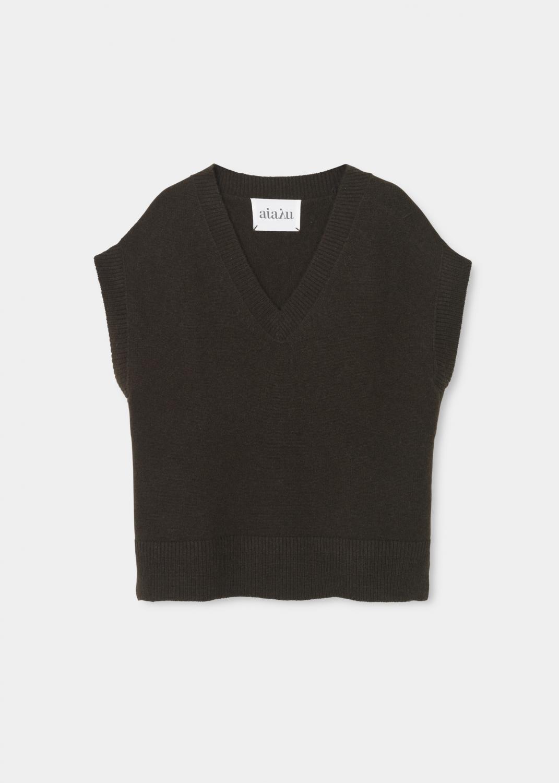 Knitwear - Foxglove Vest Thumbnail