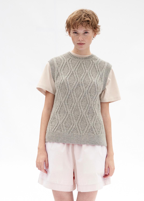 Knitwear - Gatien vest Thumbnail