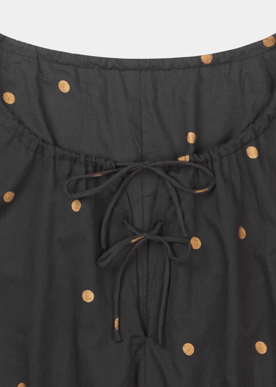 KJOLER & SKJØRT - Golden Dot Dress Thumbnail