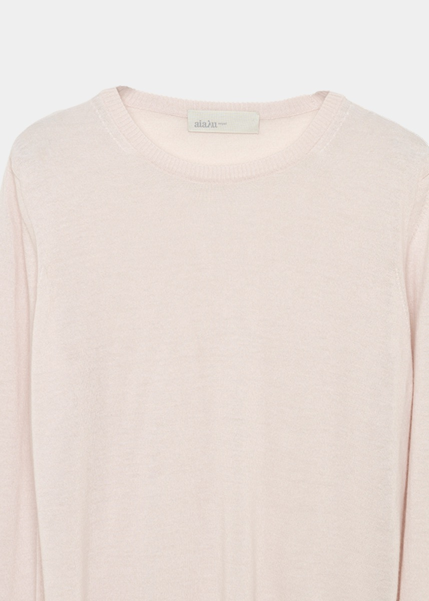Knits - Guadalupe Cashmere Blouse Thumbnail