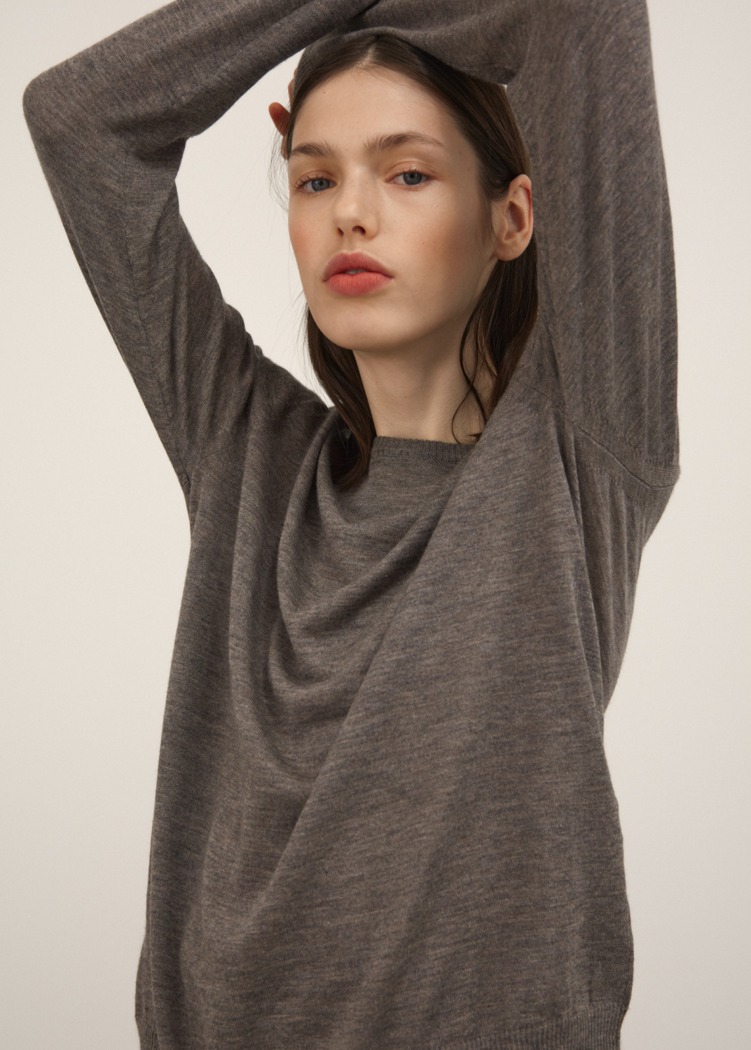 Knitwear - Guadalupe Cashmere Jumper Thumbnail