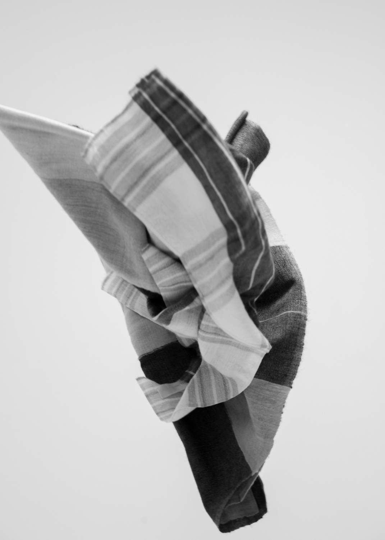 Halstørklæder - Hanku tørklæde 55x150 Thumbnail