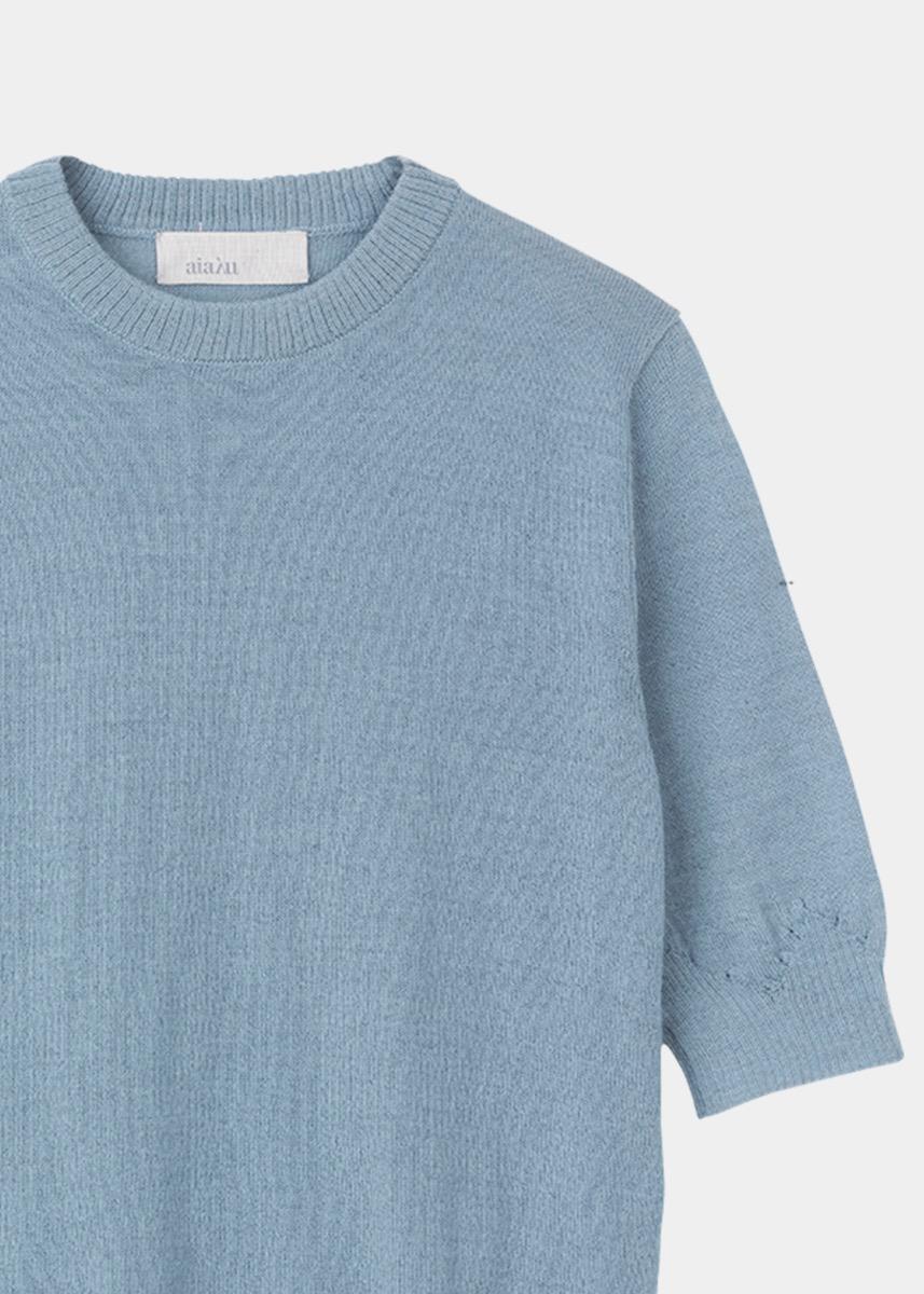 Blouses & Tees - Ilsa Knit Blouse Thumbnail