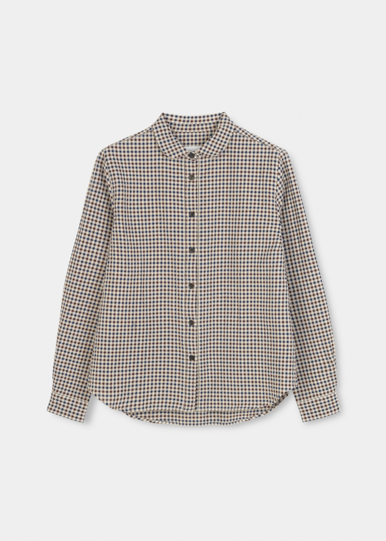 Shirts - Jolene Shirt Seersucker Thumbnail