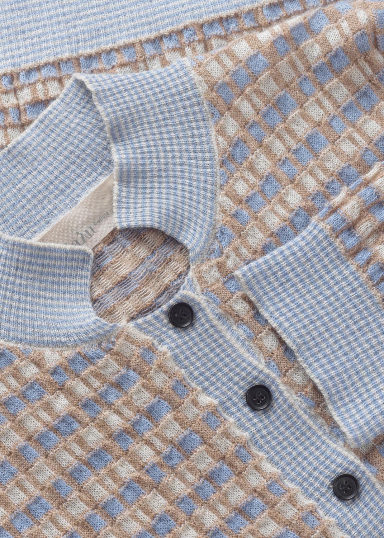 Blouses & Tees - Loba knit polo Thumbnail