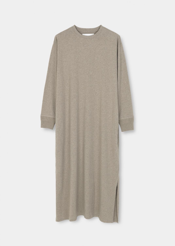 Dresses & Skirts - Long Sleeve Jersey Dress Thumbnail