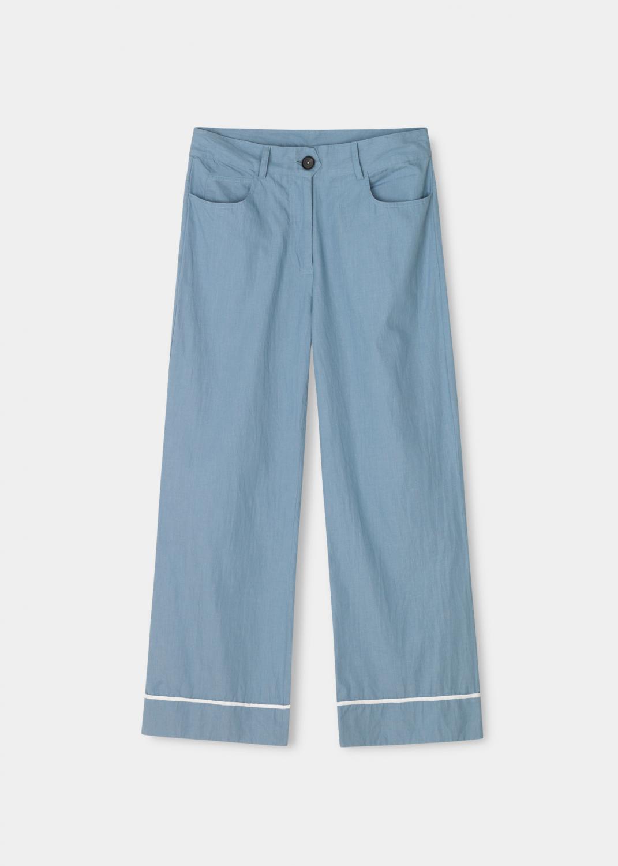 Hosen & Shorts - Lou Pant Chambray Thumbnail