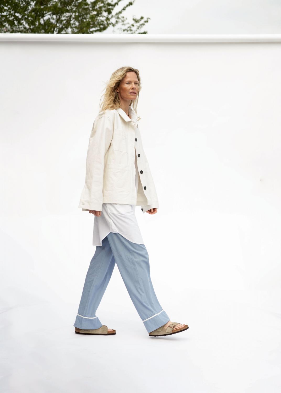 Pants & Shorts - Lou Pant Chambray Thumbnail
