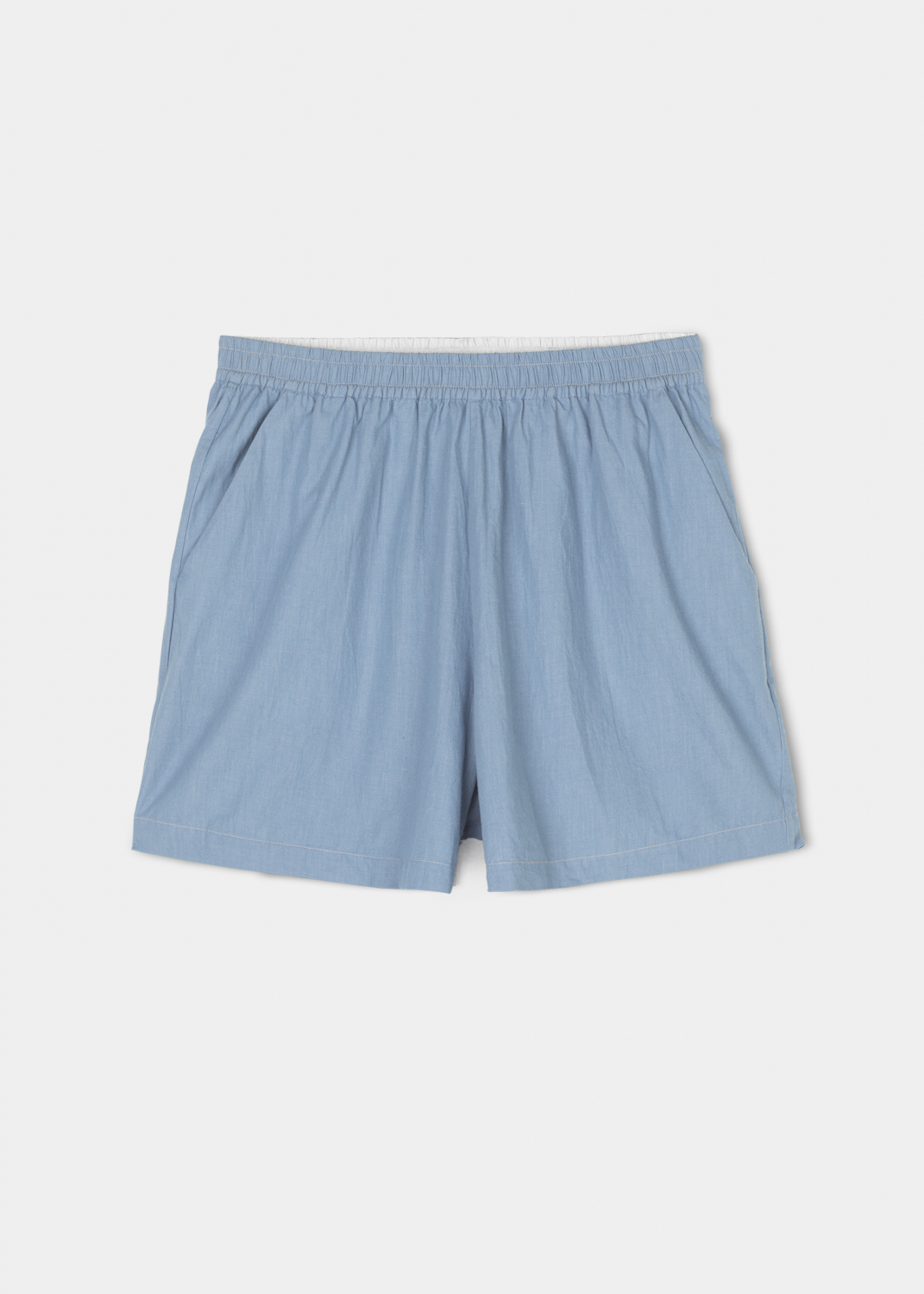 Hosen & Shorts - Lulu Chambray Shorts Thumbnail