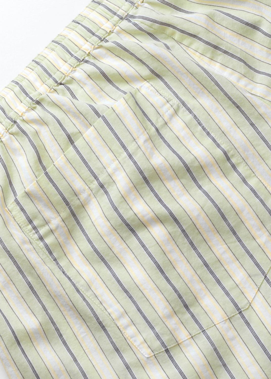 Lulu Tiny Stripe shorts Thumbnail